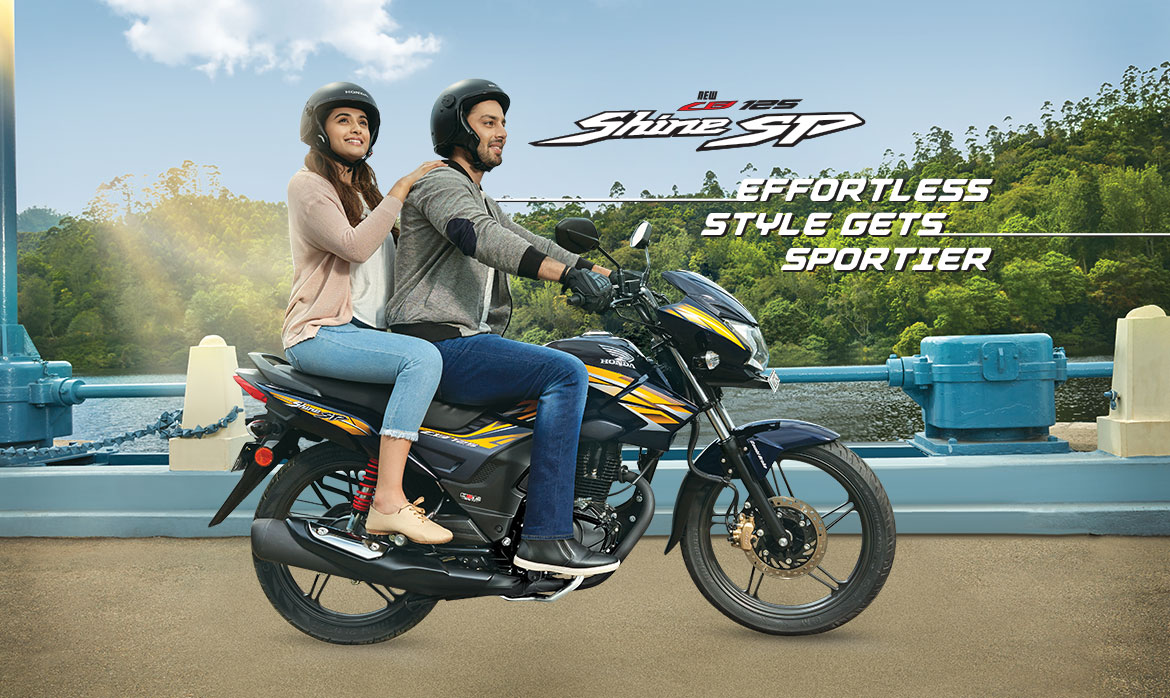 Honda shine sp new model 2019