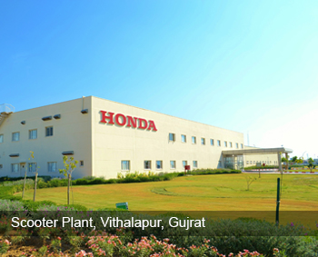 Honda Is The Worlds Largest Manufacturer Of Two Wheelers Recognized Over World As Symbol Wings Arrived In India