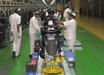 Factory   Honda
