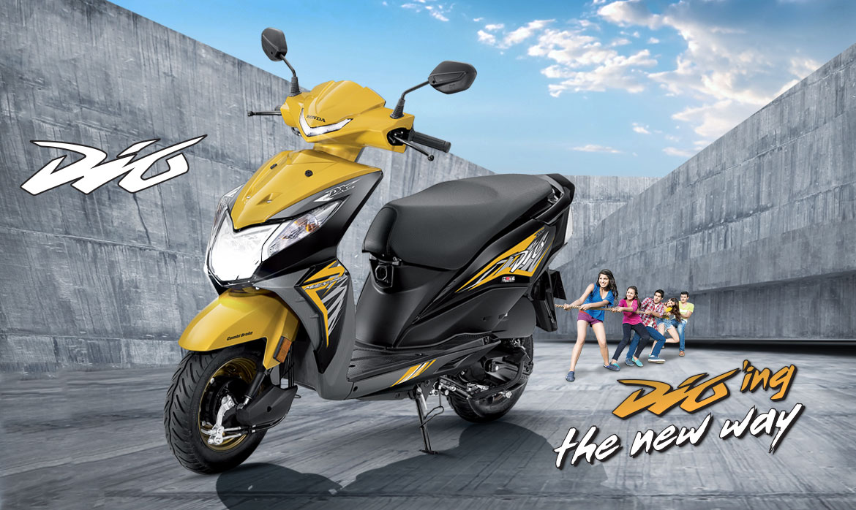 Dio Honda